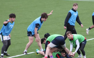 Under 20s build up to County Championship