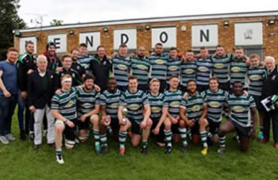 Hendon win Middlesex Federation Vase Cup Final
