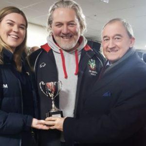 Twickenham win the Chris Mapletoft Memorial Cup