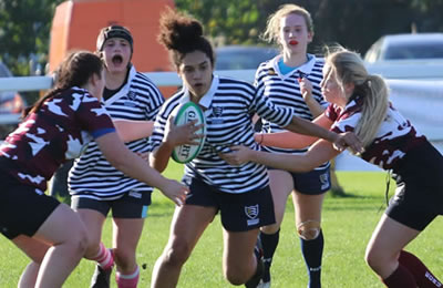 Girls' Rugby