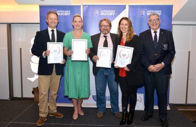 Volunteers Awards Evening 2020 and 2021